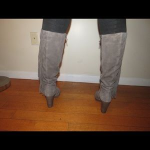 Brand New Steve Madden Under the Knee boots